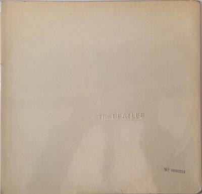 Lot 6 - The Beatles - White Album - Original UK Copy Number 0000294