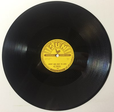 Lot 3 - Roy Orbison - Sweet And Easy To Love 78 (SUN 265)
