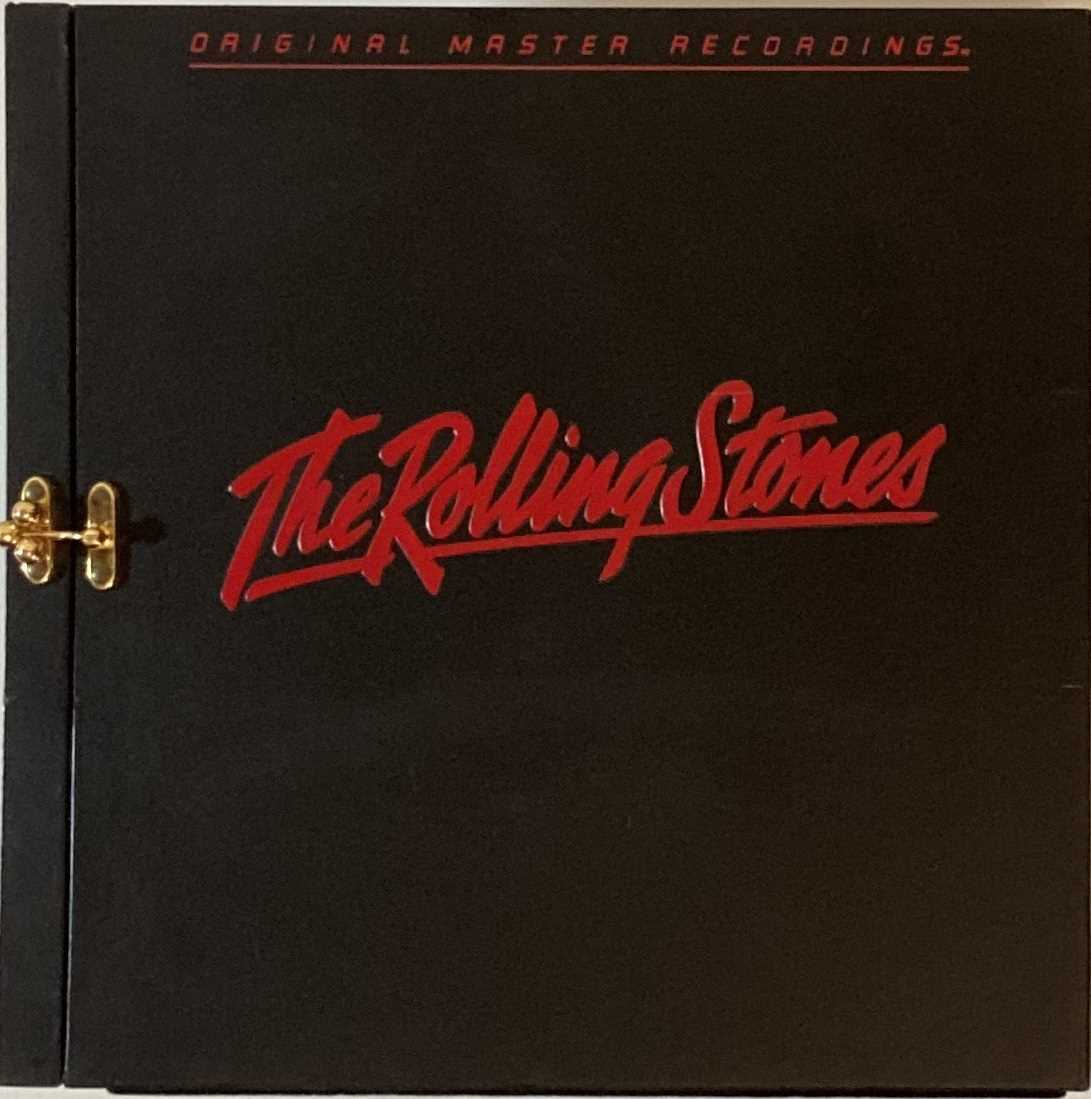 Lot 881 - The Rolling Stones - The Rolling Stones (11 x LP MFSL Original Master Recording Box Set - RC-1)