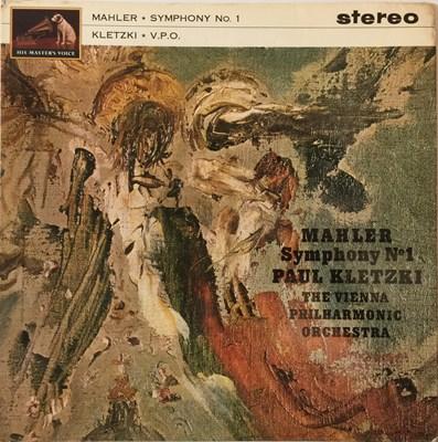 Lot 623 - Paul Kletzki - Mahler Symphony No. 1 LP (Original UK HMV Stereo Recording - ASD 483)