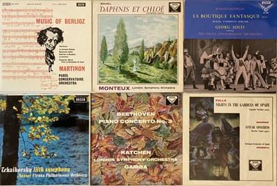 Lot 626 - Classical - Decca Stereo 'SXL' LPs (ED1/ED2 Pressings)