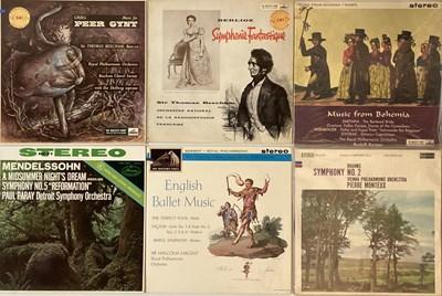 Lot 627 - Classical - UK Original Stereo Recording LPs