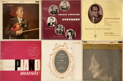 Lot 630 - Classical - LP Collection