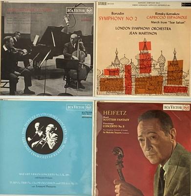 Lot 633 - Classical - RCA LPs (Original Stereo Recordings)