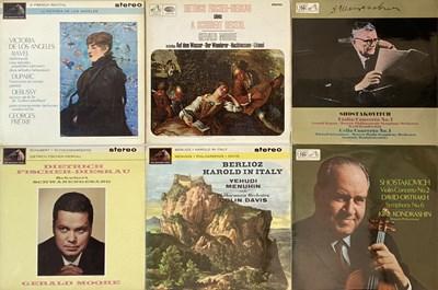 Lot 634 - Classical - HMV Stereo 'ASD' LPs