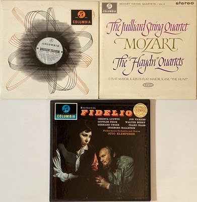 Lot 636 - Classical - Columbia Stereo 'SAX' Rarity LP Releases