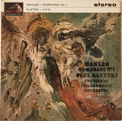 Lot 637 - Paul Kletzki - Mahler Symphony No. 1 In Major LP (Original UK Stereo HMV Recording - ASD 483)