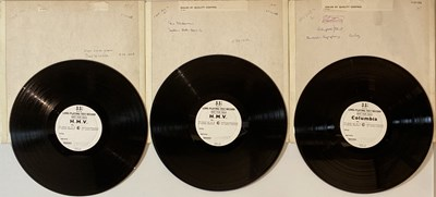 Lot 643 - Classical - UK LP Test Pressings (Including Unreleased Stereo Pressings)
