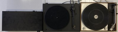 Lot 4 - THORENS TURNTABLES
