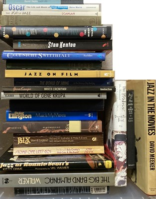 Lot 31 - JAZZ BOOK ARCHIVE - 2