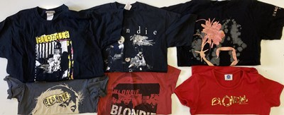 Lot 22 - BLONDIE MEMORABILIA