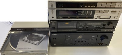 Lot 11 - TECHNICS / YAMAHA HI-FI