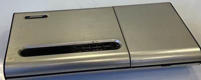 Lot 1A - BOSE SUBWOOFER, SPEAKERS AND CD PLAYER