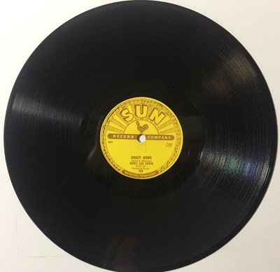 Lot 5 - Jerry Lee Lewis - Crazy Arms 78 (SUN 259)