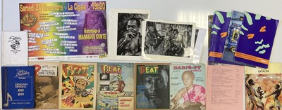 Lot 37A - ISLAND RECORDS / REGGAE MEMORABILIA AND EPHEMERA