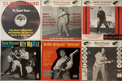 "Lot 30 - Rock n Roll - LP/ 10"" Comps/ Reissues"