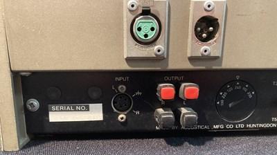 Lot 13 - Studio Equipment - Quad 405 Amplifier - 13