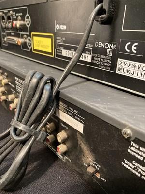 Lot 15 - Studio Equipment - NAD / Denon - 15