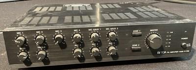 Lot 17 - Studio Equipment - TOA PA Amplifier A-1706 - lot 17