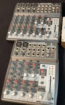 Lot 24 - Studio Equipment - Spares / Control Boxes - 24