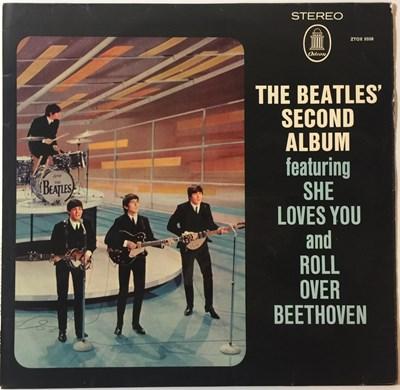 Lot 24 - THE BEATLES - THE BEATLES' SECOND ALBUM LP (ORIGINAL ODEON GERMAN EXPORT - ZTOX 5558)