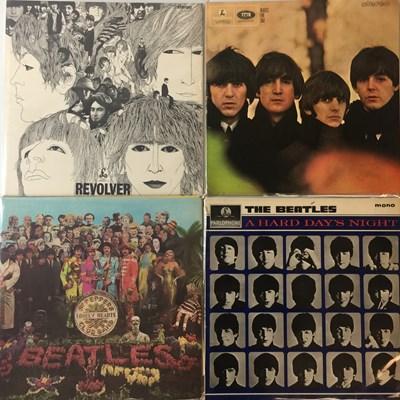 Lot 25 - THE BEATLES - 60s UK STUDIO LPs