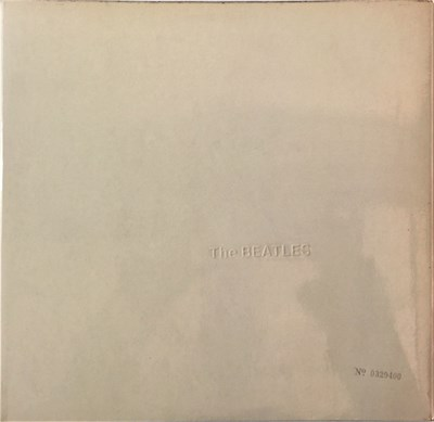 Lot 30 - THE BEATLES - THE WHITE ALBUM (COMPLETE ORIGINAL UK STEREO COPY - PCS 7067/8 - SUPERB COPY)