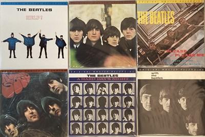 Lot 33 - THE BEATLES - ORIGINAL MASTER RECORDING MFSL LPs - COMPLETE RUN OF STUDIO ALBUMS