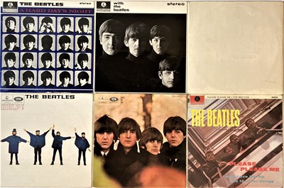 Lot 35 - THE BEATLES - LPs (ORIGINALS AND REISSUES)