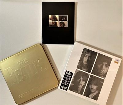 Lot 38 - THE BEATLES - LP/CD BOX SETS