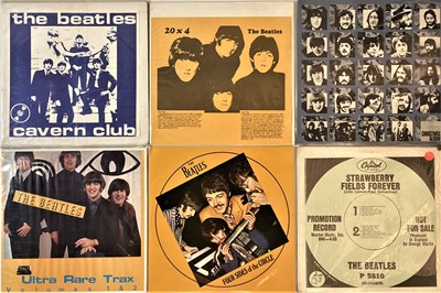 Lot 40 - THE BEATLES - LPs - PRIVATE RELEASES