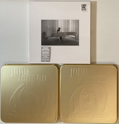 """Lot 44 - JOHN LENNON - BOX SET RELEASES (CDs/LPs/7"""")"""