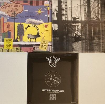 """Lot 45 - PAUL McCARTNEY/WINGS - 2000s LP/12"""" RELEASES"""