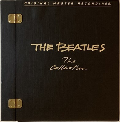 Lot 48 - THE BEATLES - THE COLLECTION (ORIGINAL MASTER RECORDINGS COMPLETE MFSL BOX SET - 'BC-1')