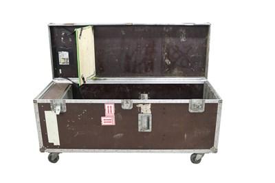 Lot 3 - NEW ORDER BASS GUITAR COFFIN FLIGHT CASE