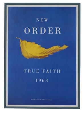 Lot 57 - NEW ORDER TRUE FAITH 1963 ORIGINAL PROMO