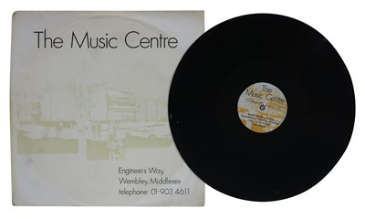 Lot 94 - NEW ORDER THIEVES LIKE US & LONESOME TONIGHT ACETATE