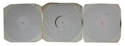 Lot 95 - NEW ORDER ORIGINAL UK LP TEST PRESSINGS x 3