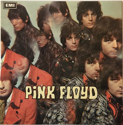 Lot 2-PINK FLOYD - THE PIPER AT THE GATES OF DAWN LP (ORIGINAL UK STEREO PRESSING - COLUMBIA SCX 6157)