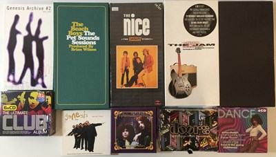 Lot 755 - CLASSIC ROCK/ MOD/ PROG - CD BOX-SETS
