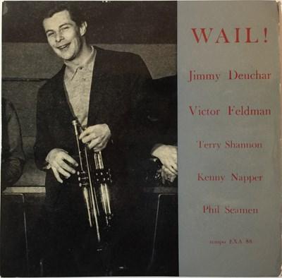 Lot 22-JIMMY DEUCHAR - WAIL (ORIGINAL TEMPO EP - EXA 88)