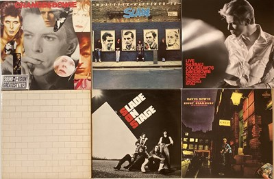 Lot 761 - CLASSIC ROCK/ PROG/ POP - LP COLLECTION