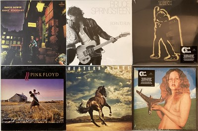 Lot 763 - CLASSIC ROCK/ PROG/ POP - LPs