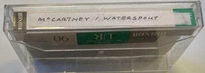 Lot 167 - PAUL MCCARTNEY 'WATERSPOUT' DEMO CASSETTE.