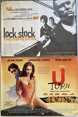 Lot 25 - UK QUAD FILM POSTERS.