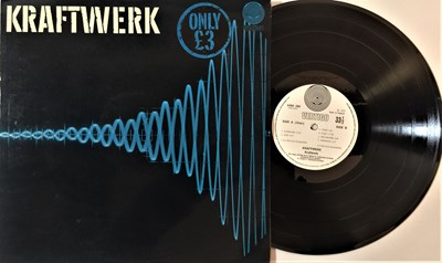 Lot 3 - KRAFTWERK - KRAFTWERK LP (ORIGINAL UK VERTIGO SWIRL PRESSING - 6641 077)