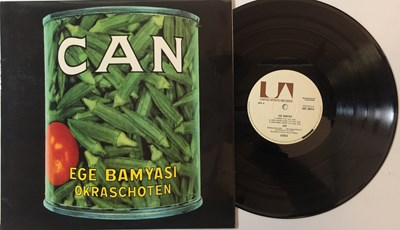 Lot 8 - CAN - EGE BAMYASI LP (ORIGINAL UK PRESSING - UNITED ARTISTS UAS 29414)