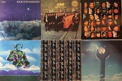 Lot 10 - CAN - UK PRESSING LP COLLECTION