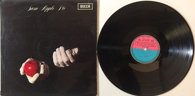 Lot 11 - SAM APPLE PIE - SAM APPLE PIE LP (ORIGINAL UK STEREO TEST PRESSING - DECCA SKL-R 5005)
