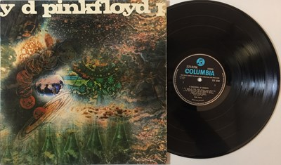 Lot 14 - PINK FLOYD - A SAUCERFUL OF SECRETS LP (ORIGINAL UK STEREO PRESSING - COLUMBIA SCX 6258)